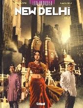 Uchronie(s) - New Delhi -1- Tome 1