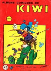 Kiwi (Albums comiques de) -6- Kiwi et sa maison de campagne
