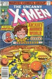 Uncanny X-Men (The) (Marvel comics - 1963) -123-