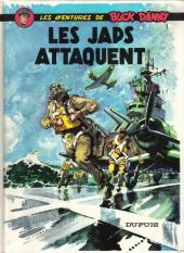 Buck Danny -1g1989- Les japs attaquent