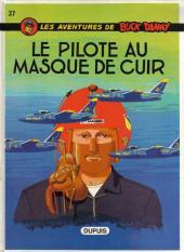 Buck Danny -37c1985- Le Pilote au masque de cuir