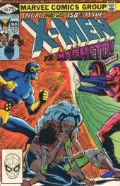 Uncanny X-Men (The) (Marvel comics - 1963) -150- I, Magneto