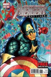 Avengers (The) (2010) -32- End times