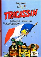 Tracassin -INT5- Tracassin - intégrale 5 : 1968-1969 le grand jumelage (version intégrale)
