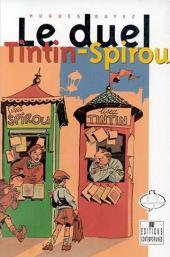 (DOC) Études et essais divers -'- Le duel Tintin-Spirou