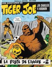 Tiger Joe -2- La piste de l'ivoire