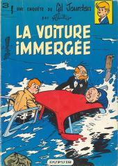 Gil Jourdan -3b1973- La voiture immergée