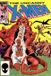 Uncanny X-Men (The) (Marvel comics - 1963) -187- Wraithkill