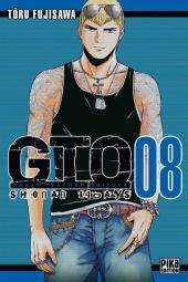 GTO - Shonan 14 days -8- Tome 8