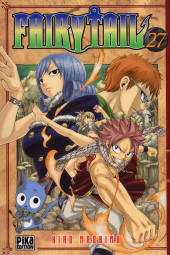 Fairy Tail -27- Tome 27