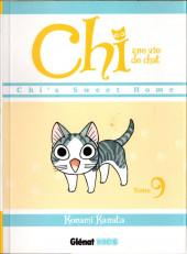 Chi - Une vie de chat (format manga) -9- Tome 9