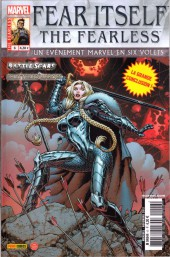 Fear Itself : the Fearless (Panini) -6- The Fearless (6/6)