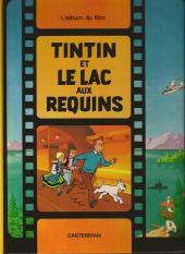 Tintin - Divers -C3a78- Tintin et le lac aux requins