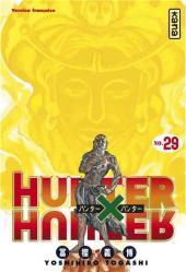 Hunter X Hunter -29- Tome 29