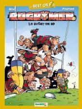Les rugbymen -BO3- Le rugby en BD