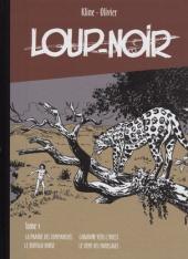 Loup Noir (Taupinambour) -1- La prairie des Comanches