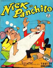 Nick et Panchito -8- Le Trou du Diable