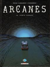Arcanes -10- Santa Sangre