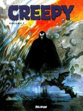 Creepy (Anthologie Delirium) -1- Volume 1
