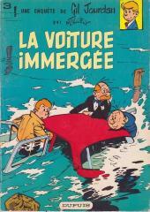Gil Jourdan -3b1981- La voiture immergée
