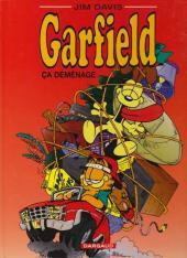 Garfield -26a2000- Ca déménage !