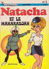 Natacha -2a1980- Natacha et le maharadjah