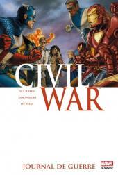 Civil War (Marvel Deluxe) -4- Journal de guerre