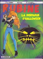 Rubine -5a2004- La disparue d'halloween