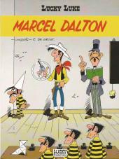 Lucky Luke (Pub et Pastiches) -67Poste- Marcel Dalton