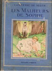 Les malheurs de Sophie (Lessel) - Les Malheurs de Sophie