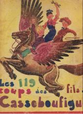 Casseboufigue -1- Les 119 coups des fils de Casseboufigue