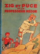 Zig et Puce (Hachette) -11- Zig et Puce et le professeur Médor