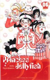 Princess Jellyfish -6- Tome 6