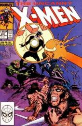 Uncanny X-Men (The) (Marvel comics - 1963) -249- The Dane curse