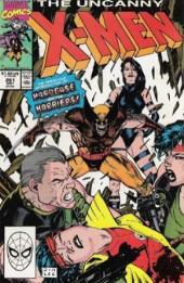 Uncanny X-Men (The) (1963) -261- Harriers hunt