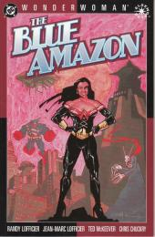 Wonder Woman: The Blue Amazon (2003) - Wonder Woman: The Blue Amazon