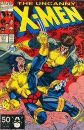 Uncanny X-Men (The) (Marvel comics - 1963) -277- Free charley