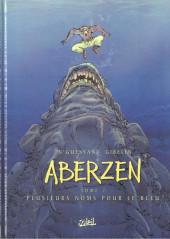 Aberzen -2- Plusieurs noms pour le bleu