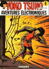 Yoko Tsuno -4FS- Aventures électroniques