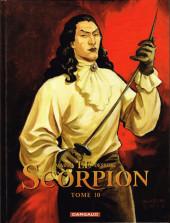 Le scorpion -10TL- Au Nom du Fils