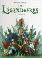 Les légendaires -FL7- Sang Royal / L'héritage du mal