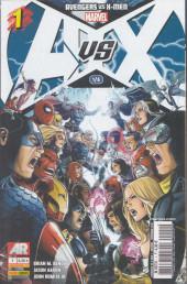 Avengers vs X-Men -1- AVX 1/6