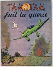 Tam Tam (Les voyages de) -2- Tam tam fait la guerre