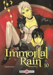 Immortal rain -10- Tome 10
