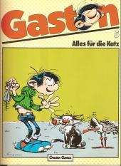 Gaston (en allemand) -5- Alles für die katz