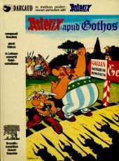 Astérix (en latin) -3'- Asterix apud Gothos