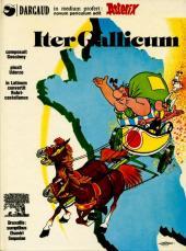 Astérix (en latin) -5'- Iter Gallicum
