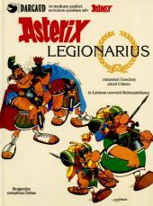 Astérix (en latin) -10'- Asterix legionarius