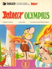 Astérix (en latin) -12- Asterix olympius