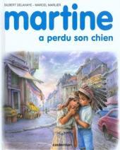 Martine -36b- Martine a perdu son chien